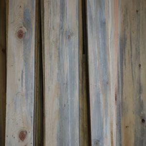 Blue Stain Pine Lumber Kiln Dried Frison Logue Hardwoods